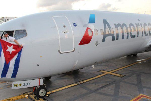 EE.UU suspende los vuelos chárter privados a todos los aeropuertos de Cuba