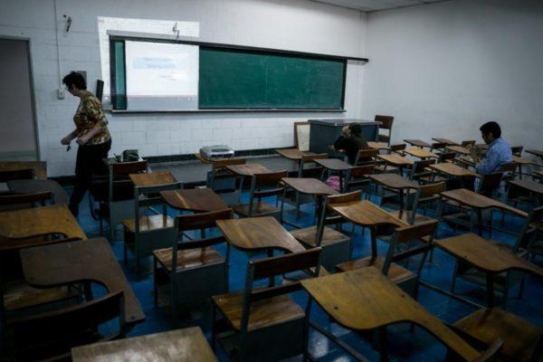 Frank Andrade: Sistema educativo venezolano ha perdido más de 300.000 docentes