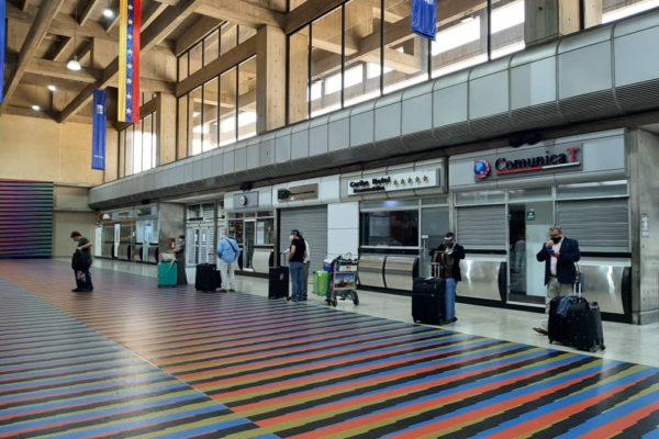 Aeropuerto de Maiquetía establece protocolos de seguridad para reinicio de operaciones