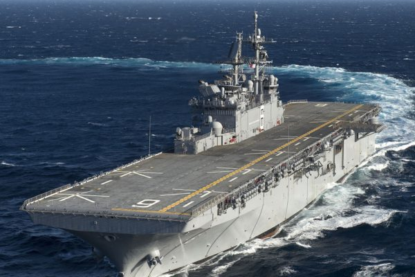 Contratista naval estadounidense exige a Venezuela el pago de US$138 millones