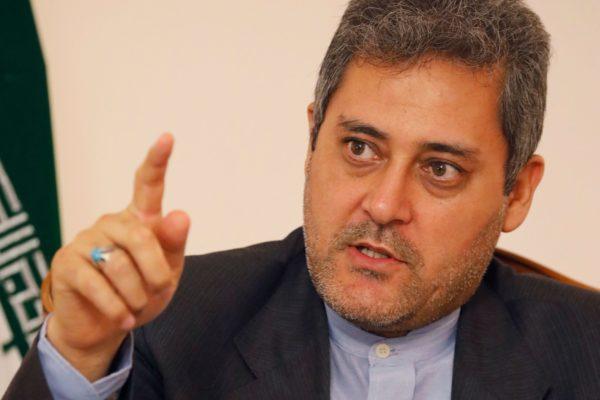 Irán niega confiscación de cuatro de sus tanqueros por parte de EE.UU