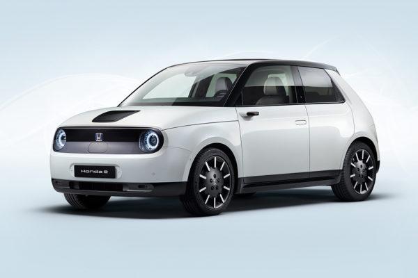 Honda anuncia el lanzamiento de su primer vehículo eléctrico