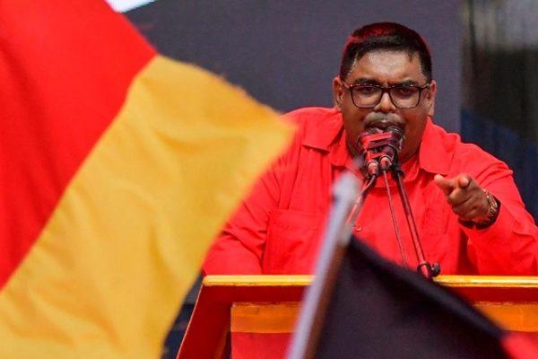 Presidente de Guyana dispuesto a conversar con Venezuela, menos del tema fronterizo