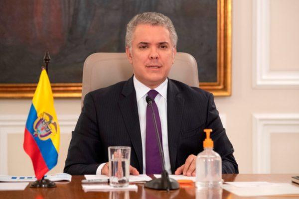 Duque: Los migrantes venezolanos son gente de bien, que ha salido con inmenso dolor