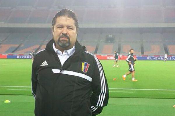 Falleció presidente de la Federación Venezolana de Fútbol Jesús Berardinelli