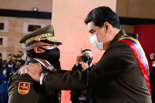 Maduro creará Superintendencia Nacional Antidrogas