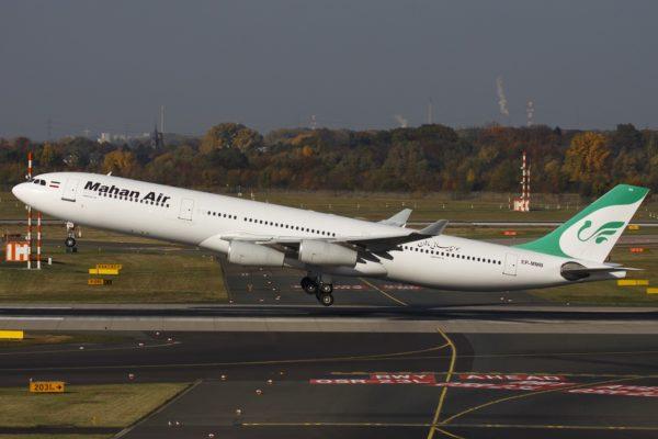 EE.UU sanciona a empresas por abastecer aerolínea iraní acusada de apoyar a Maduro