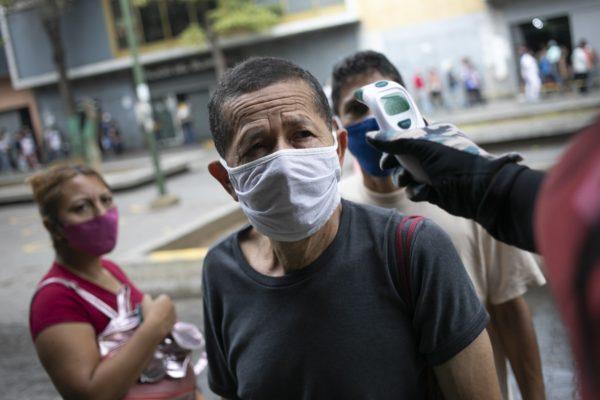 Venezuela se acerca a los 100.000 casos de #COVID19 tras registrar 400 más en un día