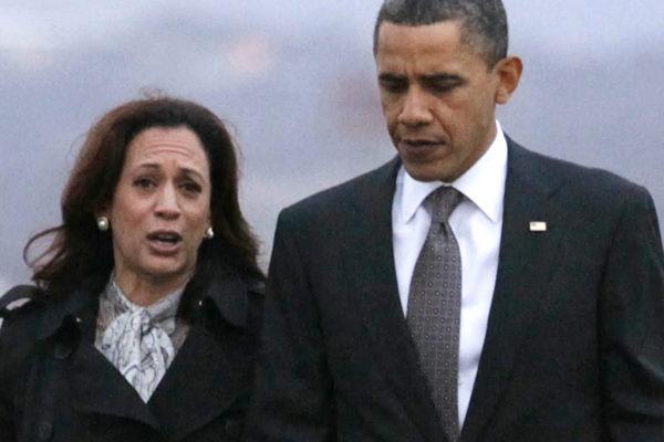 Barack Obama y Kamala Harris salen al ruedo de la convención demócrata en EE.UU