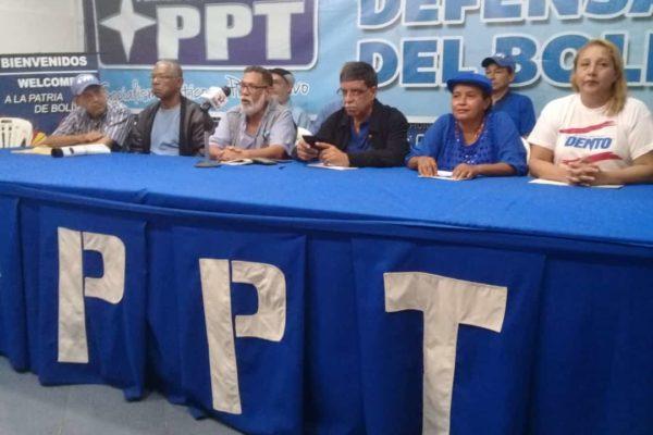 No se salva ni el Polo Patriótico: TSJ destituyó a directiva del PPT