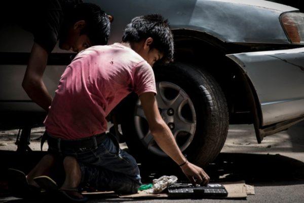 Inaesin: crisis económica es un caldo de cultivo para el trabajo infantil en Venezuela