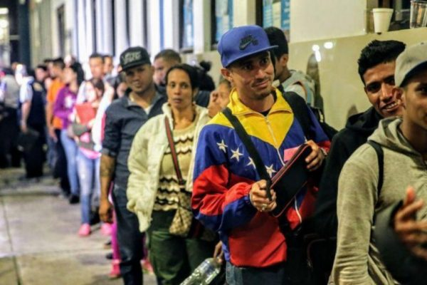 OIM: 31% de los venezolanos entra a Ecuador por pasos irregulares