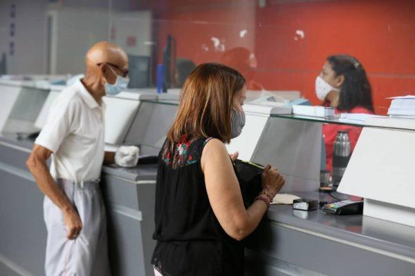 Estas son las agencias bancarias que prestarán servicio durante la semana de flexibilización
