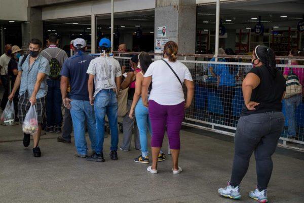 Venezuela registra 433 contagios de Covid-19: Van 124.958 personas contagiadas