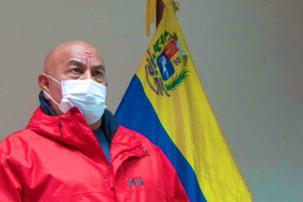 Falleció por Covid-19 Darío Vivas, jefe de Gobierno del Distrito Capital