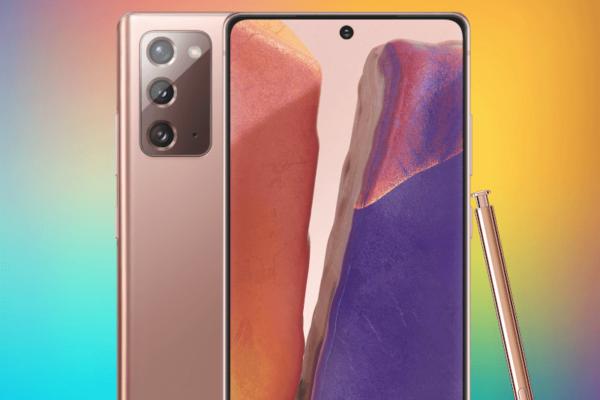 #GalaxyUnpacked2020 | Samsung renueva su serie de gama alta Galaxy Note con 5G y grabadora 8K