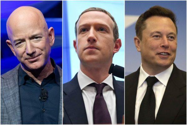 Los más ricos del mundo batieron récords esta semana: conozca cuánto aumentaron sus fortunas