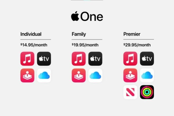#AppleEvent | Apple apuesta por paquetes de suscripción con TV, música, noticias y fitness