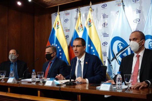 En respuesta a la ONU: Gobierno presenta su propio informe sobre DD.HH en Venezuela