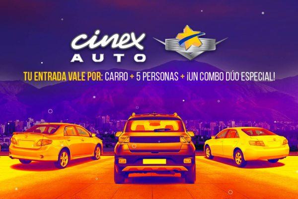 Cinex abre autocine en Hotel Tamanaco con 50% de descuento este #26Sep