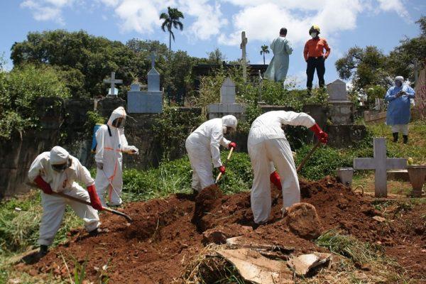 Táchira | una fosa común y sin dolientes: así se van las víctimas pobres del #Covid19