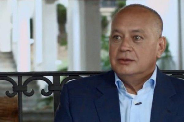 Diosdado Cabello: UE no manda misión electoral por «terror» a Estados Unidos