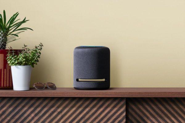 Amazon presenta un nuevo altavoz inteligente Echo con diseño esférico