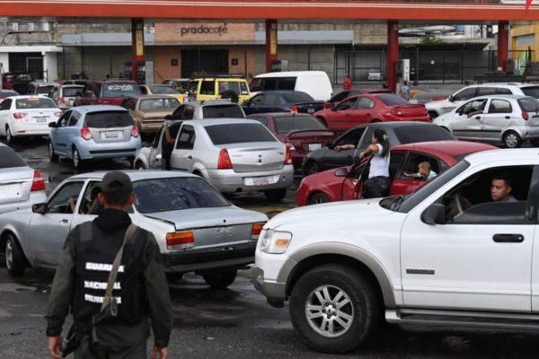 748 protestas en el país: escasez de gasolina prendió la mecha de la conflictividad en agosto