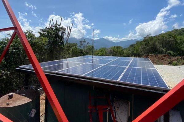 Innovación: Digitel activa primera estación con energía solar en Aragua