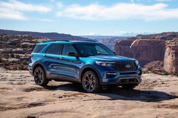 Fuerte apuesta: Ford lanza en Venezuela las dos versiones de su Explorer 2021