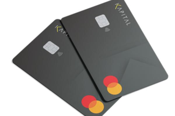 Firma Kapital lanza la primera tarjeta de crédito fintech 100% mexicana