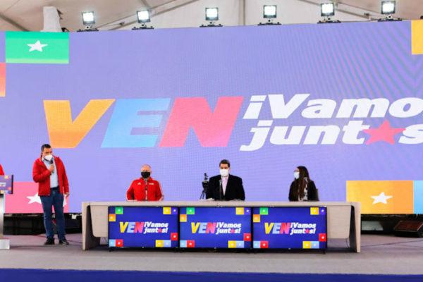 Gran Polo Patriótico contará con 48 candidatos nacionales para participar en comicios
