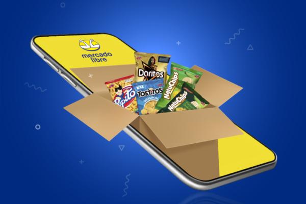 PepsiCo abrió su tienda online oficial en plataforma de Mercado Libre