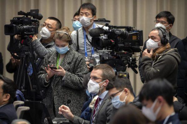 Estados Unidos acusa a China de «acosar» a periodistas extranjeros