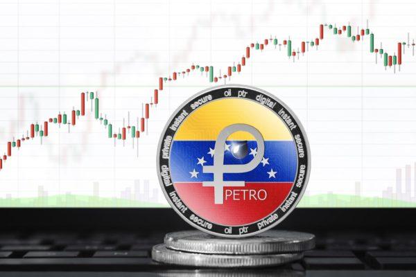 'Cripto Valor': Precio promedio del Petro se ubicó este lunes en Bs.155.247.566 o US$49,85