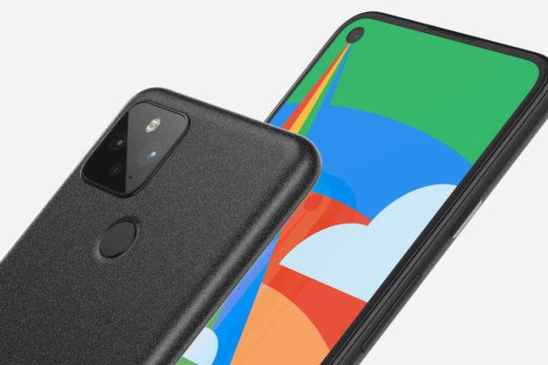 Compatible con la red 5G: Google presenta su nuevo teléfono Pixel 5