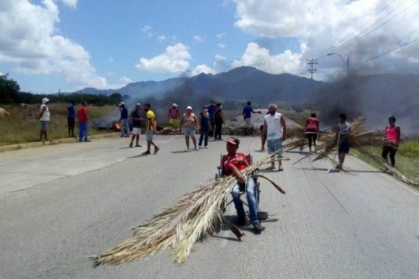 OVCS contabiliza 100 protestas en el país en los últimos cuatro días