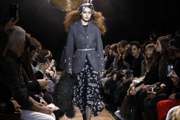 Sin público: Semana de la Moda de Nueva York busca apoyar a los diseñadores de EE.UU