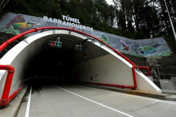 Colombia inaugura el túnel más largo de América Latina por debajo de los Andes