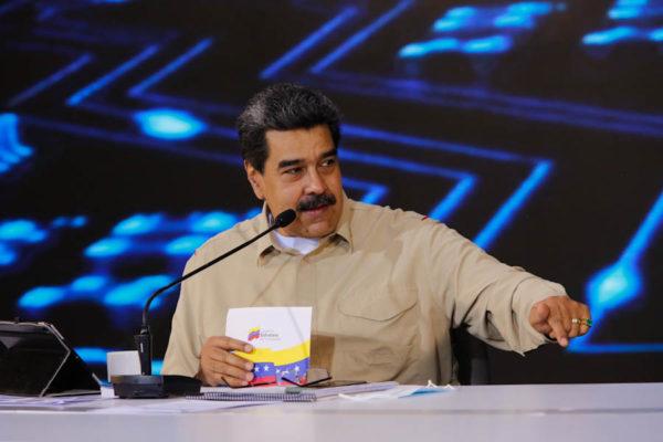 Maduro dice que ha llegado una «veintena de inversiones» vía Ley Antibloqueo