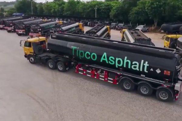 Justicia de EEUU investiga a gigante tailandés del asfalto Tipco por violar sanciones contra Pdvsa