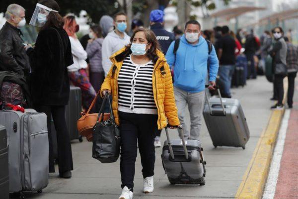 Perú reanudará los viajes aéreos internacionales a partir del #5Oct