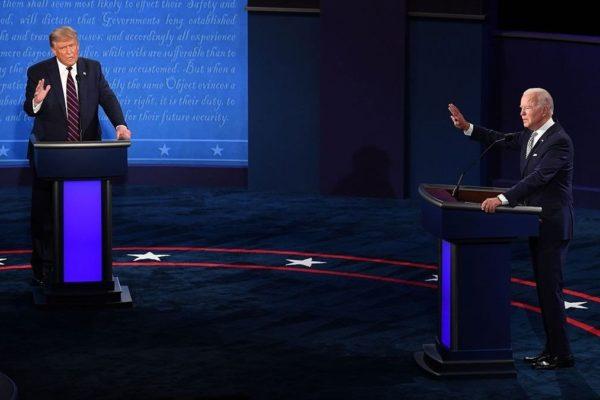 Trump y Biden quedan cabeza a cabeza en elecciones en EEUU y con gran suspenso