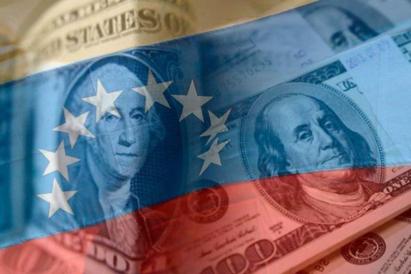 Dólar oficial sube a Bs.450.854,14 y supera en más de Bs.4.000 al paralelo este #15Oct