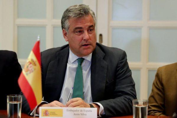 Maduro anuncia que embajador de España dejará Venezuela la próxima semana