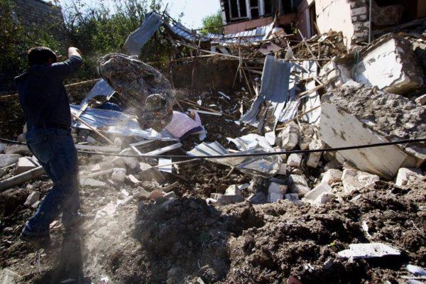 UE se declara «extremadamente preocupada» por violaciones a la tregua en Karabaj