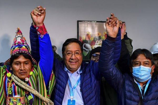Candidato de Evo Morales se impone en primera vuelta de presidenciales de Bolivia