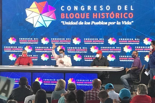 Maduro alerta sobre supuestos nuevos «planes desestabilizadores» en el país