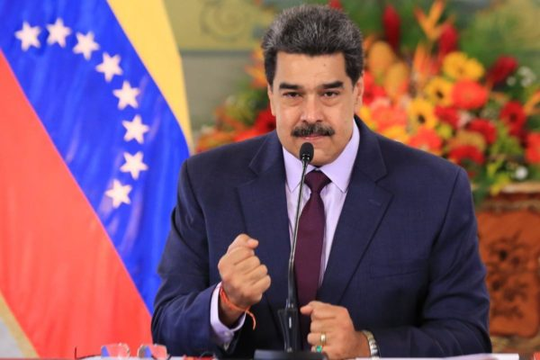 Maduro denuncia que Colombia entrena 1.000 mercenarios para sabotear elecciones