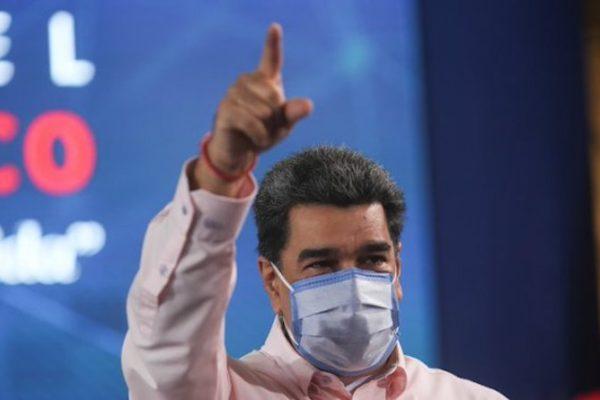 Maduro dice que «no podía ser indiferente ante colapso sanitario en Manaos»